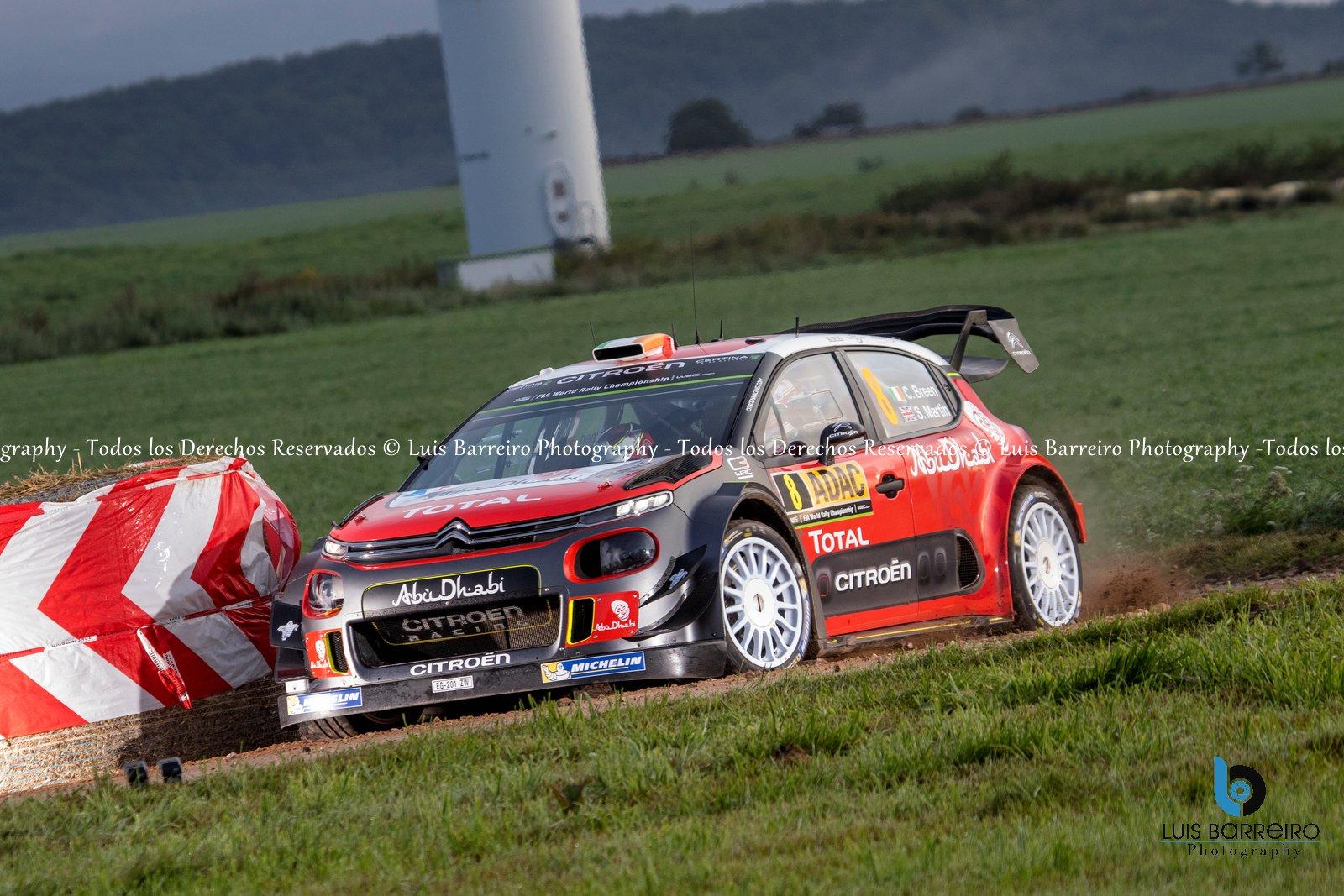 WRC ADAC Rallye Deustchland