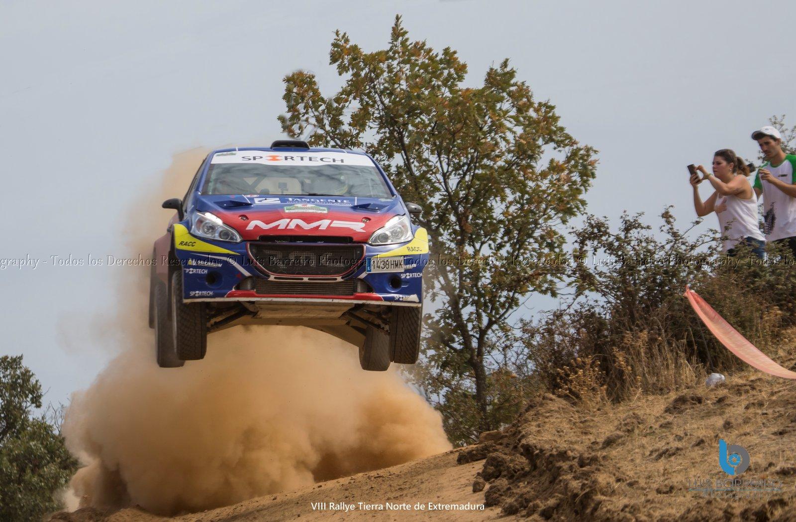 VIII Rallye Tierra Norte Extremadura