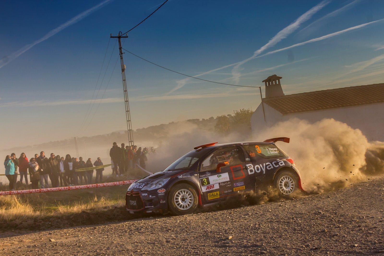 V Rallye Tierra Ciudad de Pozoblanco