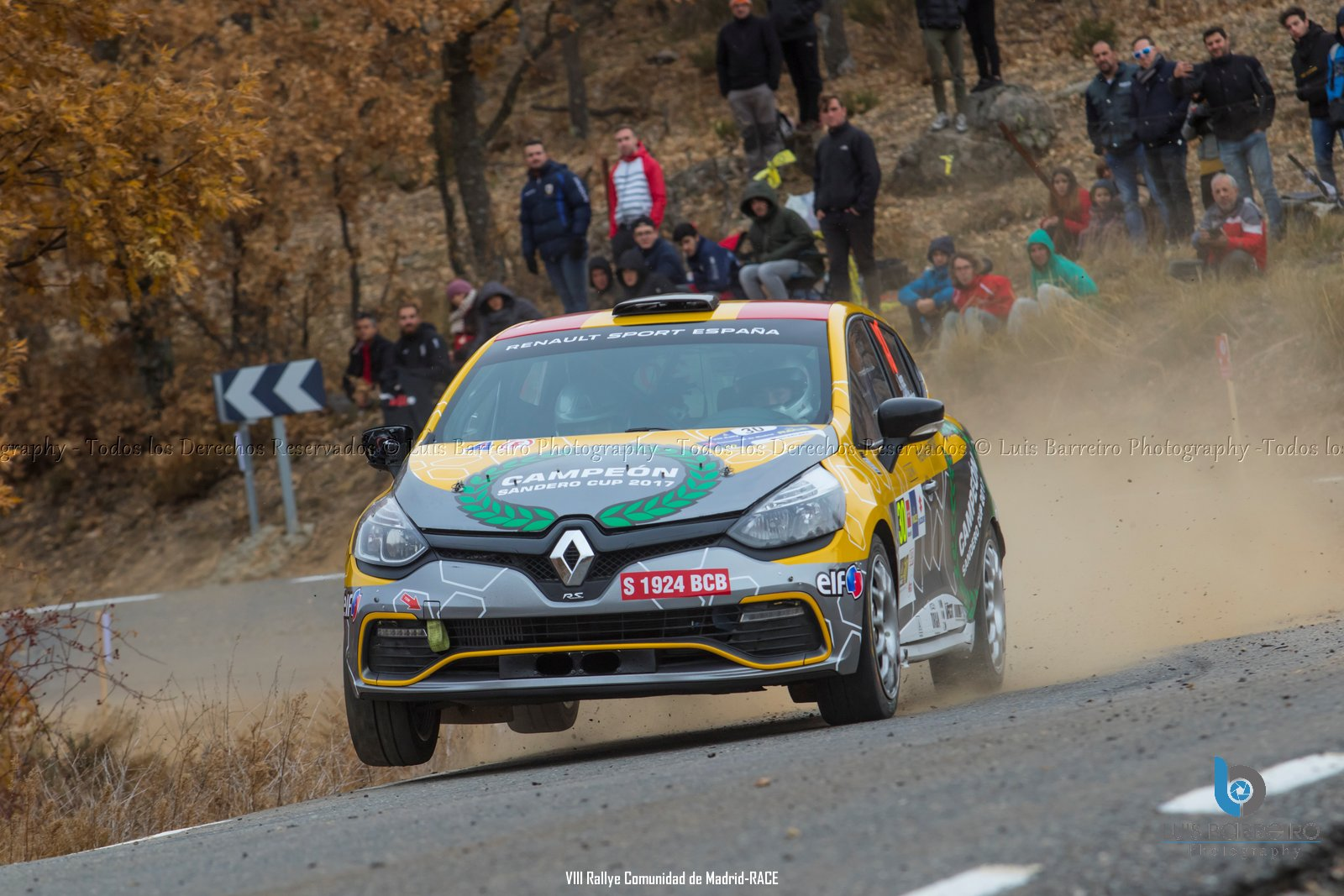 VIII Rallye Comunidad Madrid-RACE