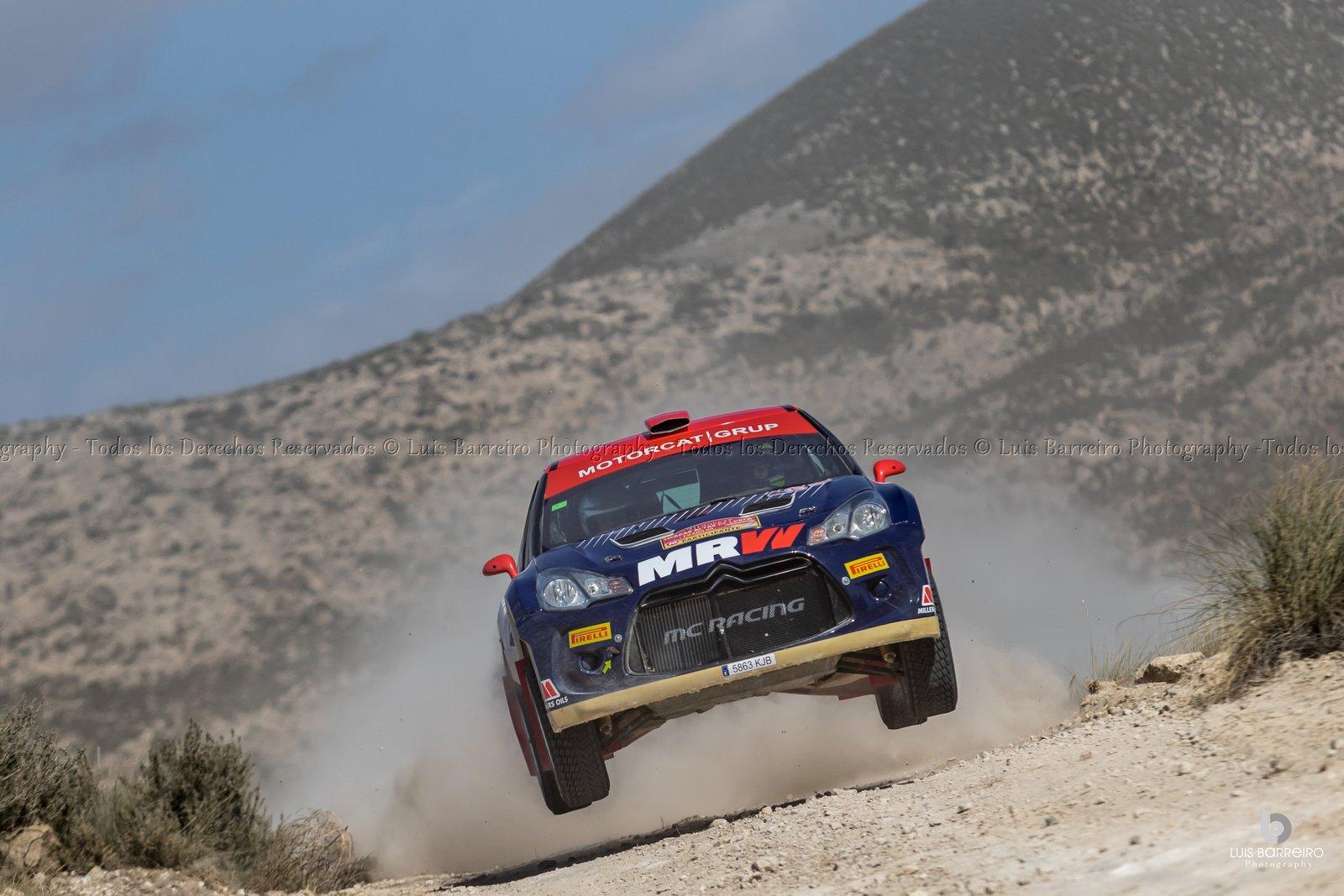VII Rallye Tierras Altas de Lorca