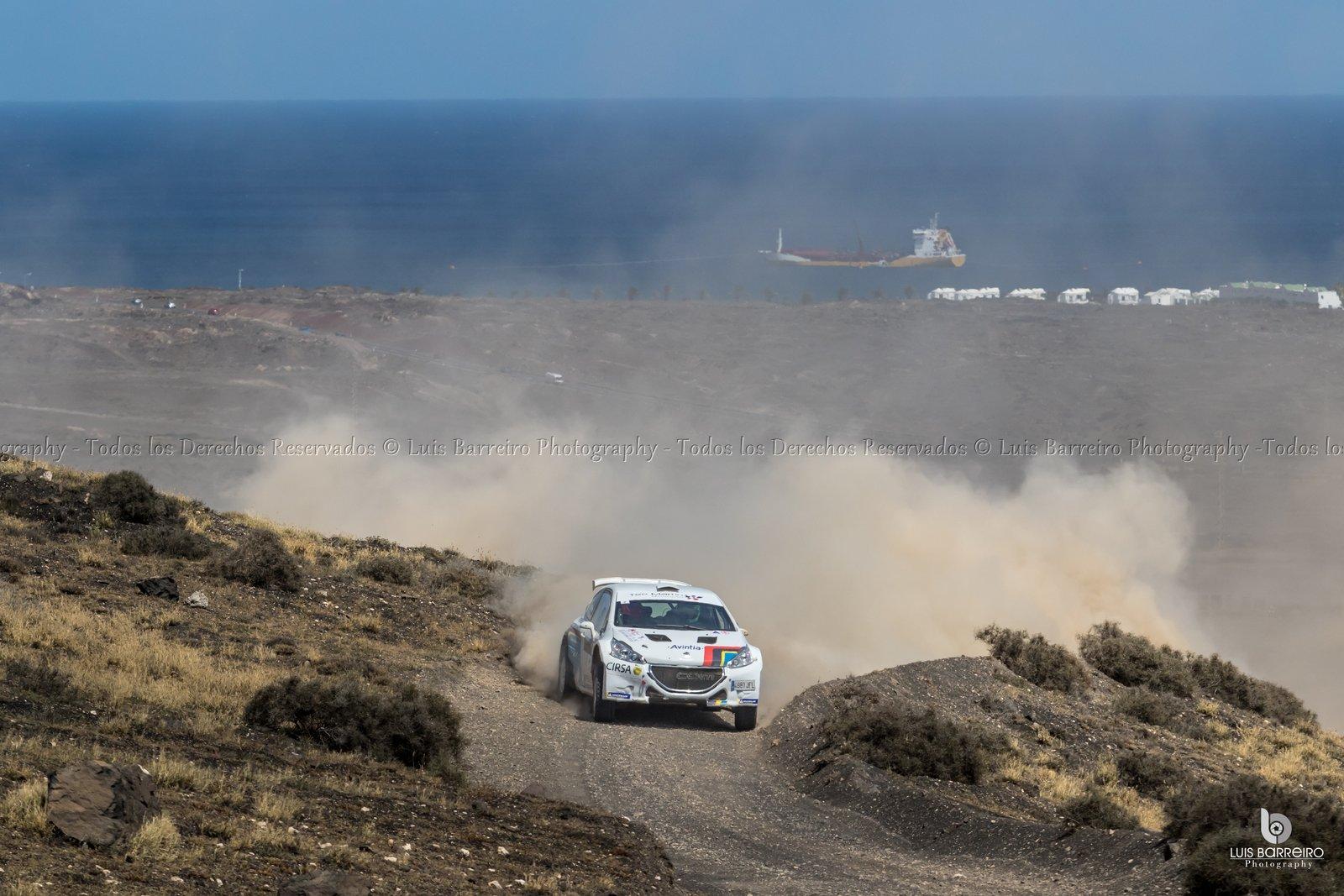 Rallye Isla de los Volcanes