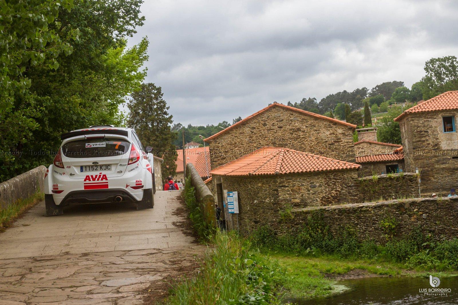 Rallye Terra da Auga