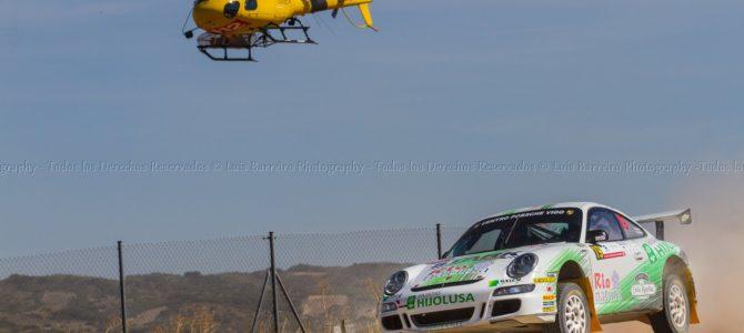 IV Rallye Tierra Circuito de Navarra