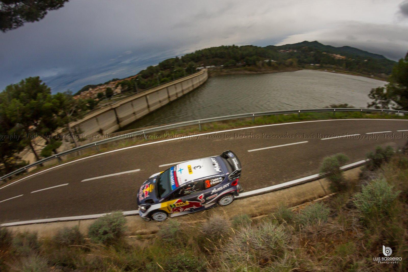 54º Rallye RACC Cataluña
