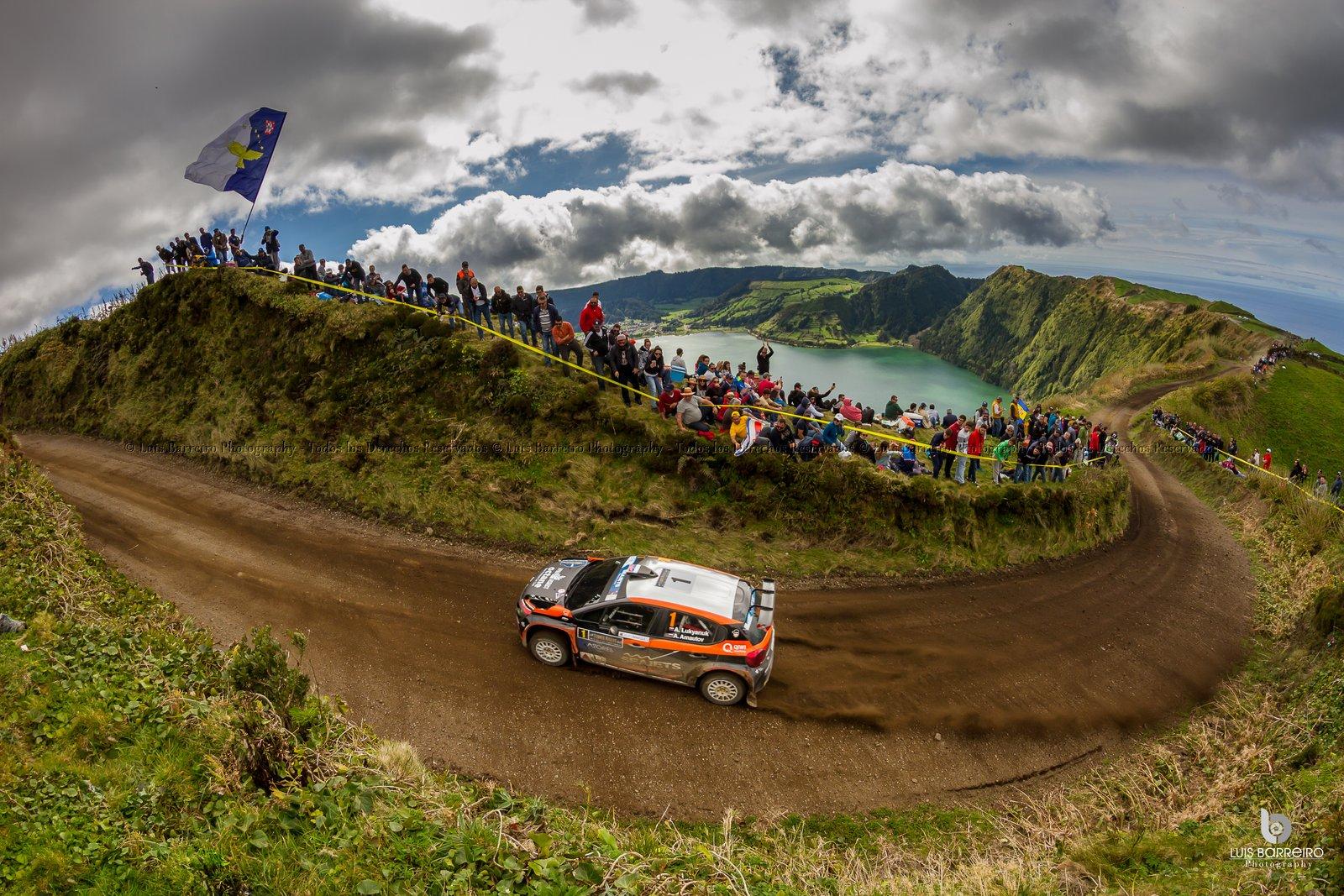 54º Rallye Azores