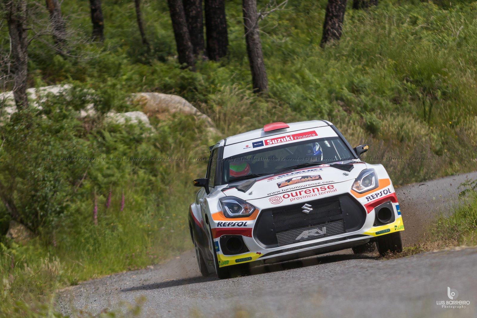 52º Rallye Ourense