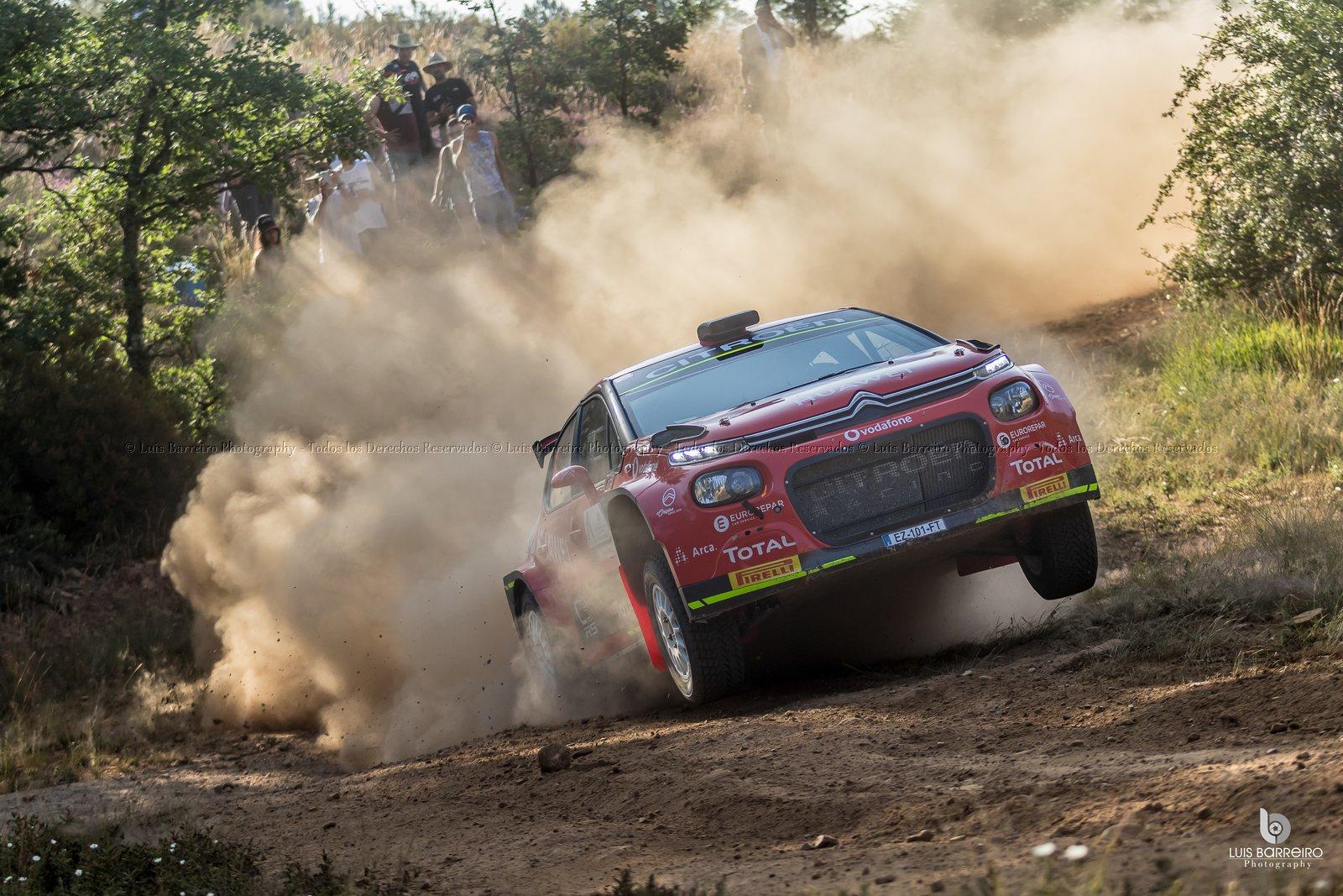 III Rallye Tierra Ciudad Astorga