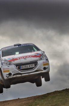 II Rallye Tierra Madrid